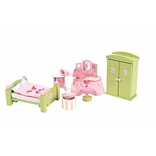 le toy van daisylane master bedroom me057 timber toys