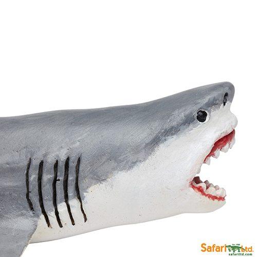 Bigger Than Megalodon Shark Toy : Safari ltd megalodon wild prehistoric world